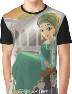 Shajar al-Durr - Rejected Princesses Graphic T-Shirt