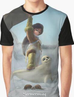 Sermerssuaq - Rejected Princesses Graphic T-Shirt