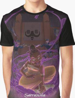 Sarraounia - Rejected Princesses Graphic T-Shirt