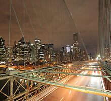 brooklyn bridge by dubassy