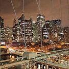 brooklyn bridge by dubassy