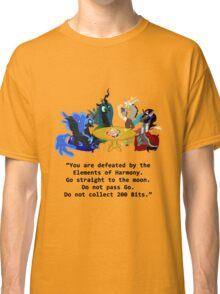 My Little Pony Villains Classic T-Shirt