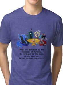 My Little Pony Villains Tri-blend T-Shirt
