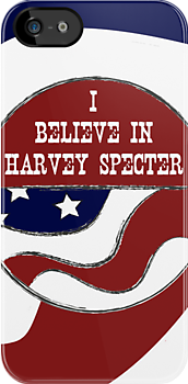 I Believe In Harvey Specter by GenialGrouty