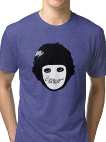 Eyes Without A Face Ver. 2 Tri-blend T-Shirt