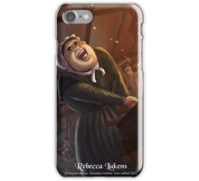 Rebecca Lukens - Rejected Princesses iPhone Case/Skin