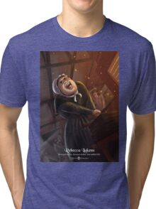 Rebecca Lukens - Rejected Princesses Tri-blend T-Shirt