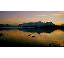 Cat Bells, Lake District National Park. Photographic Print