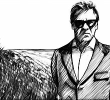 Jonathan Meades On Sea by iszi