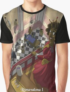 Ranavalona I - Rejected Princesses Graphic T-Shirt