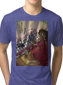 Ranavalona I - Rejected Princesses Tri-blend T-Shirt