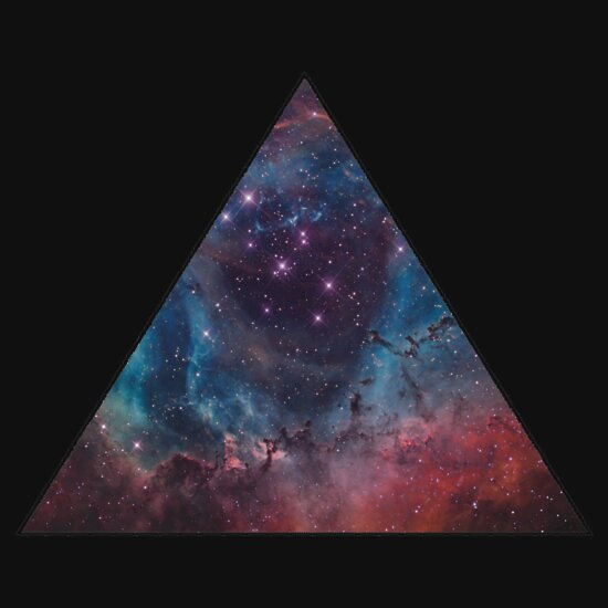 Pin Galaxy Triangle Tumblr on Pinterest