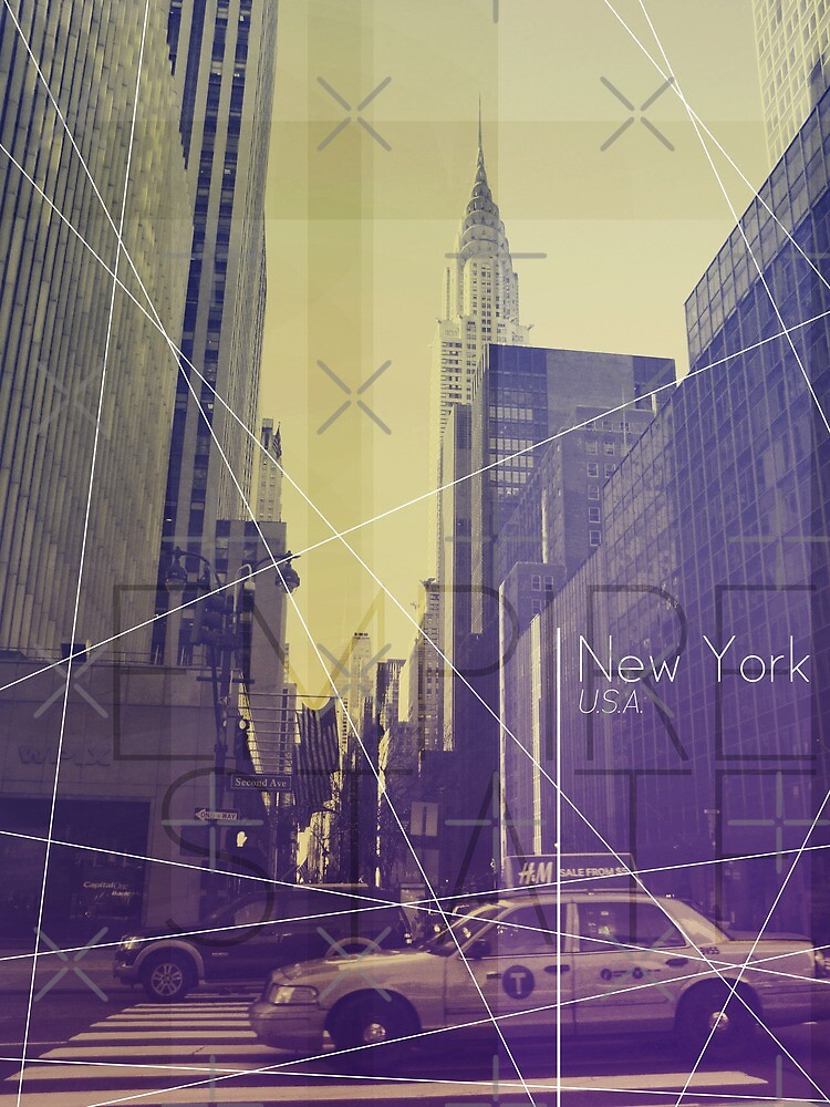 New York (Empire State) by Richard Yeomans