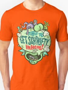 Get Schwifty (red) T-Shirt