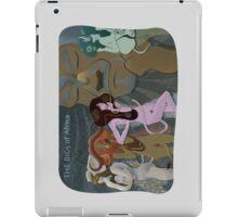 The big5 of AFRICA iPad Case/Skin