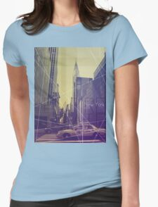 New York (Empire State) Womens Fitted T-Shirt