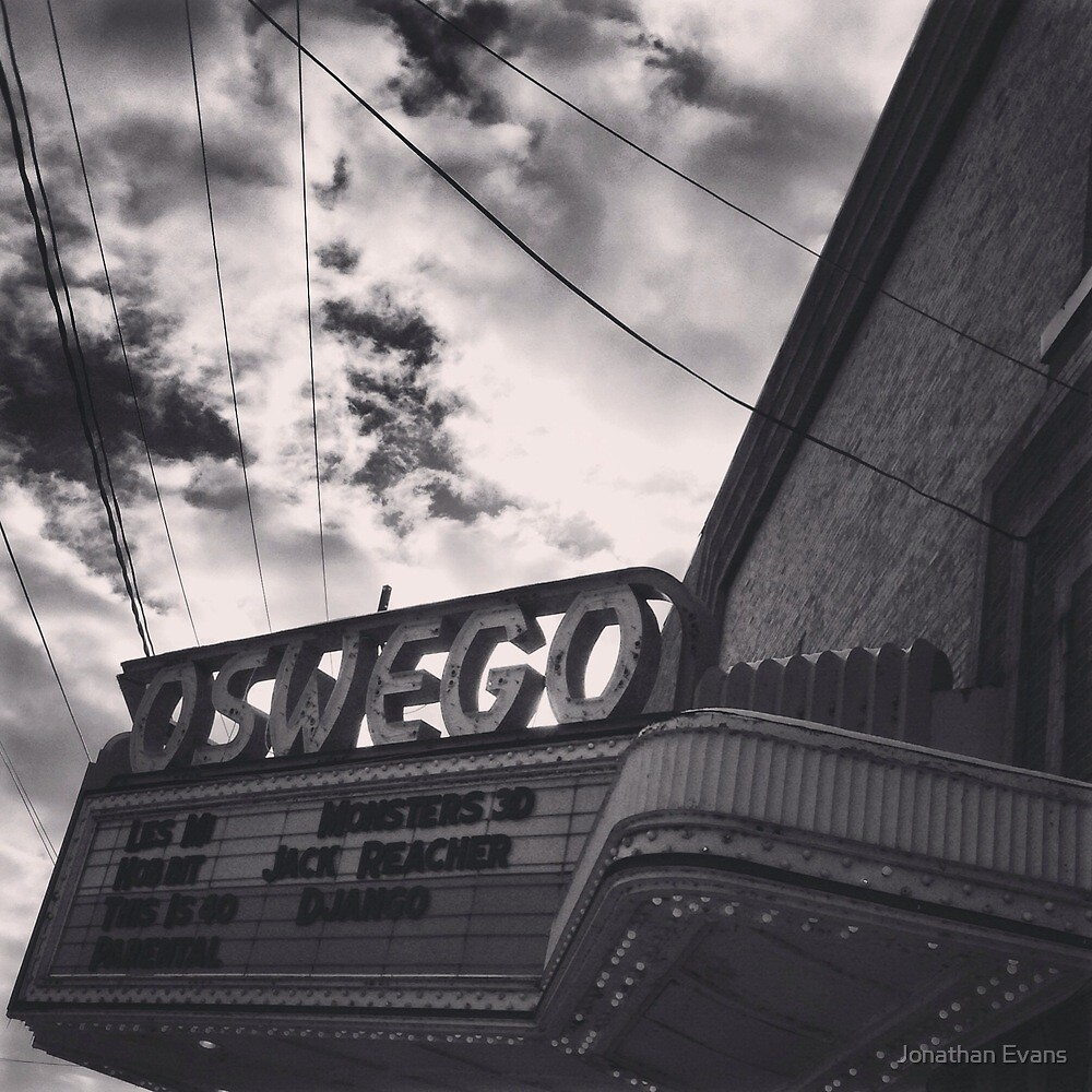 Local theatre by Jonathan Evans