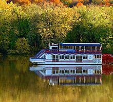 Hiawatha On The Susquehanna by Gene Walls