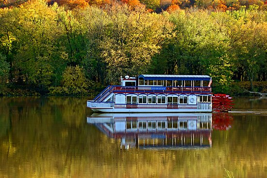 Hiawatha On The Susquehanna by Gene Walls