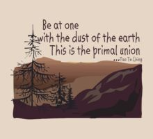 "Earth Day ""Be At One With The Dust Of The Earth..."" by HolidayT-Shirts"