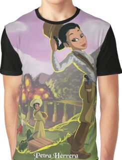 Petra Herrera - Rejected Princesses Graphic T-Shirt