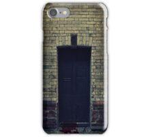 Bloody Door iPhone Case/Skin