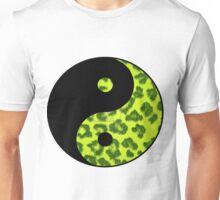 90'S Grunge Neon Rave ACID Ying Yang Hipster Peace Symbol Unisex T-Shirt