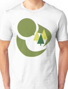 "Earth Day ""Save The Trees"" Unisex T-Shirt"
