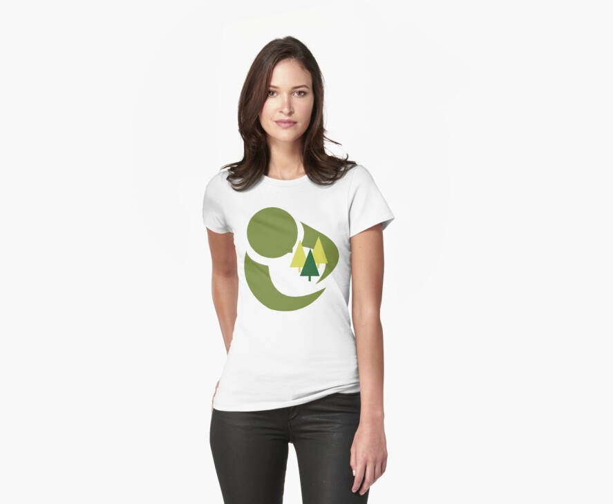 """Earth Day """"Save The Trees"""" by HolidayT-Shirts"""