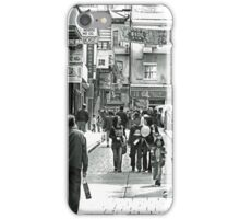 Urban Living in San Francisco- Chinatown Street Scene iPhone Case/Skin