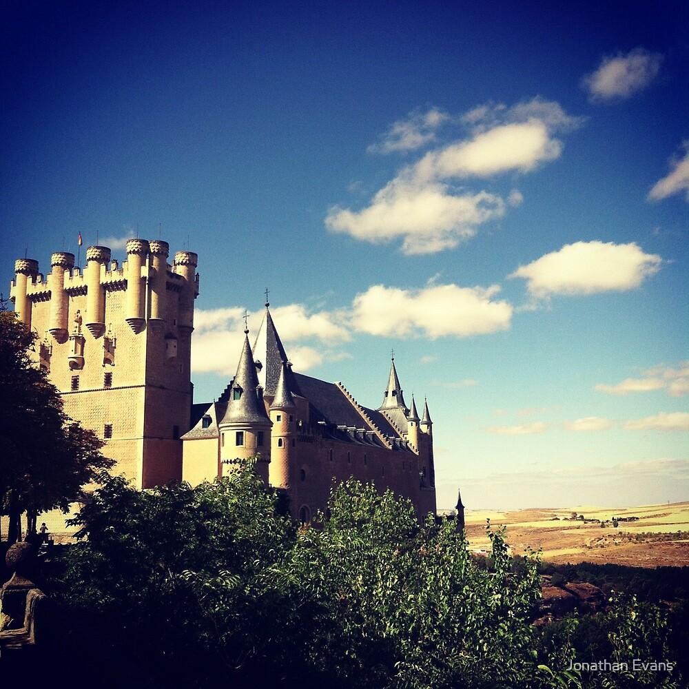 Old City Segovia (Spain) by Jonathan Evans