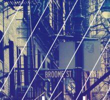 New York (SoHo) Sticker