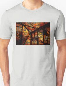 Greenhouse Mural  T-Shirt