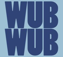 Wub Wub - Blue by SwordStruck