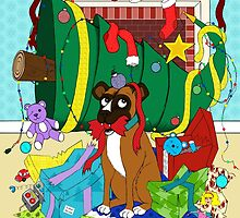 My Dog Ate Christmas by Shawna Rowe