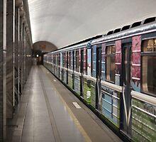 subway station by mrivserg