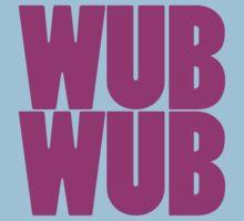 Wub Wub - Pink by SwordStruck