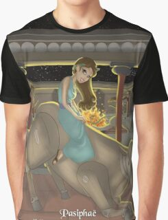 Pasiphae - Rejected Princesses Graphic T-Shirt