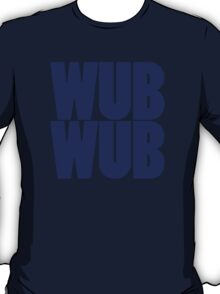 Wub Wub - Purple T-Shirt