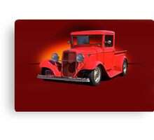 1934 Ford Pick-Up w/o ID Canvas Print