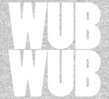 Wub Wub - White Kids Clothes
