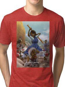 """""""Onake"""" Obavva Tri-blend T-Shirt"""