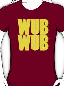 Wub Wub - Yellow T-Shirt