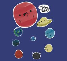Pluto-Finally a Planet by kate owen