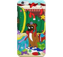 My Dog Ate Christmas iPhone Case/Skin