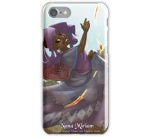 Nana Miriam - Rejected Princesses iPhone Case/Skin