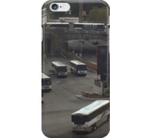 NYC Buses waiting iPhone Case/Skin