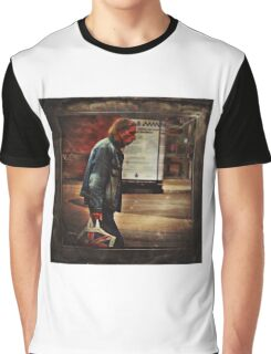 OLD MAN Graphic T-Shirt