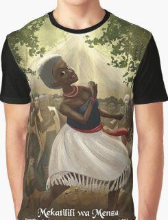 Mekatilili wa Menza Graphic T-Shirt