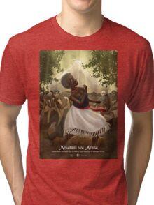 Mekatilili wa Menza Tri-blend T-Shirt